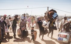 Refugiados Turquia - Realmente, a Europa colhe o que plantou. Que ganancia mais insana é a americana e inglesa. Preocupação com a vida humana, nenhuma!