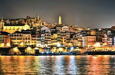 Porto city by the water! Zona Ribeirinha da cidade do Porto!