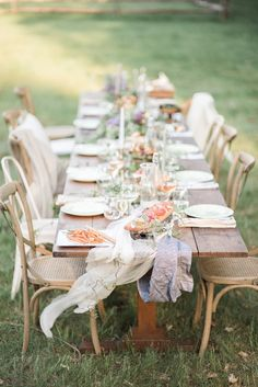 A Beautiful and Relaxed Rehearsal Dinner by Elizabeth LaDuca Photography   Wedding Sparrow