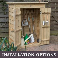 Forest Garden Pressure Treated Pent Garden Store – garden shed ideas diy Shed Conversion Ideas, Pressure Treated Timber, Home And Garden Store, Garden Shop, Forest Garden, Tool Sheds, Roof Design, Outdoor Storage, Small Garden Storage Ideas