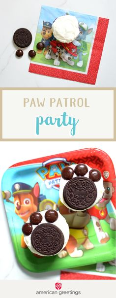 If your little one loves Paw Patrol then why not throw them a Paw Patrol-themed birthday party?! Check out these colorful decorations, party essentials, and supplies from Target to have all their favorite characters celebrate their special day with them.