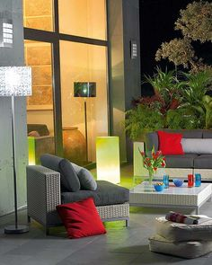 Decorative Patio Lighting Ideas