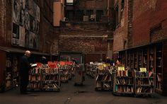 Brattle Book Shop: La hermosa sección al aire libre de Boston.
