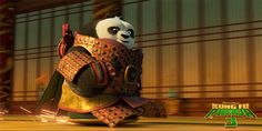 Kung Fu Panda 3 is out-of-control fun!