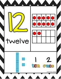 Free Printable Place Value Number Posters