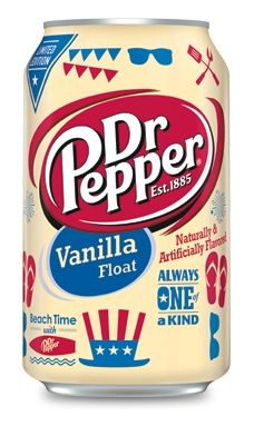 COMING SOON - Limited Edition Dr Pepper Vanilla Float