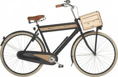 The Sparta pick up, my latest conquest. Urban Cycling, 3rd Wheel, Bike Design, Cool Bikes, Wood, Vehicles, Nice, Grey, Products