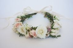 Crowns by Christy was founded by NYC-based publicist Christy Meisner in 2014. Christy customizes flower crowns and floral hair accessories using both fresh...