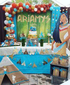 63 Best Pocahontas Birthday Party Images Pocahontas Birthday Party