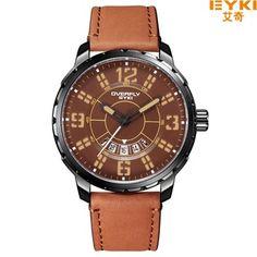 EYKI Brand Quartz Watch EOV3066L, MOQ 50Pcs, Distributors and Wholesalers are Welcome!