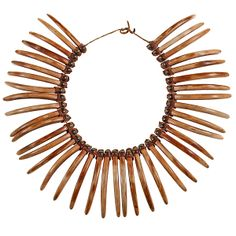 Chippewa Imitation Bear Claw Necklace From the Eiteljorg Museum - Cowan's Auctions