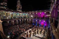 La secretaria de Turismo Municipal, Thelma Aquique, celebró la importancia que tiene este Festival por recibir al turismo nacional y extranjero avezado a la música