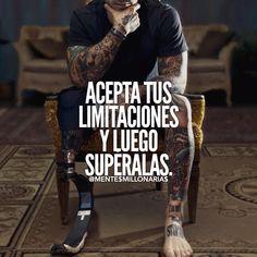 Cheng your mind! Motivational Phrases, Inspirational Quotes, Millionaire Quotes, Entrepreneur Inspiration, Life Savers, Spanish Quotes, Success Quotes, Gym Motivation, Best Quotes