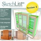 SketchList is a full-featured woodworking design program that lets you quickly draft furniture and cabinetry and generate optimized cut lists. Sketchup Woodworking, Woodworking Software, Woodworking Shows, Woodworking Ideas, Wood Design, Box, Architecture Design, Furniture Design, Diy Projects