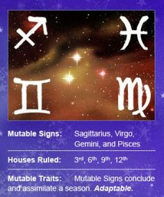 mutable signs and relationship problems