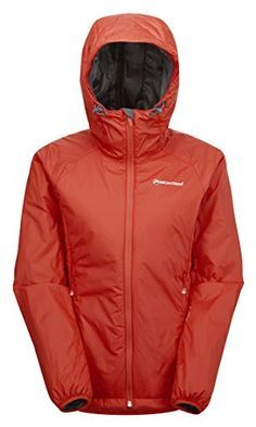 5ca544b1391 Montane Prism Womens Outdoor Jacket SS17 Medium Red *** Click image to  review more details. (This is an affiliate link)… | Women's Coats and  Jackets ...