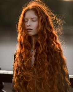 New Hair Red Freckles Woman Ideas Red Freckles, Curly Hair Styles, Natural Hair Styles, Long Red Hair, Dark Hair, Brown Hair, Pelo Natural, Natural Red Hair, Corte Y Color