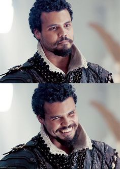 The Musketeers - Porthos du Vallon  Pls sign: http://www.thepetitionsite.com/974/834/680/howard-charles-must-portray-general-dumas/