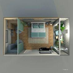 50 Meilleures Images Du Tableau Chambre 10m2 Déco Maison