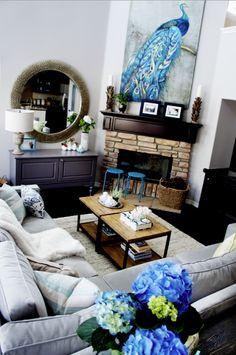 industrial desk | home style | pinterest