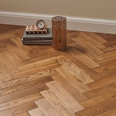 Park Avenue Herringbone Georgian Oak perfectly reflects the floor's beauty, a true classic that will look stylish and classy in a traditional decor with complementing furniture. With light brown tones and a stunning natural features, the floor will suit a Direct Wood Flooring, Solid Wood Flooring, Engineered Wood Floors, Laminate Flooring, Hardwood Floors, Eclectic Design, Interior Design, Modern Traditional, Park Avenue