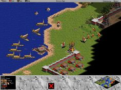 Age of Empires (A0E) was a similar game to Civilisation, in which players must develop a civilisation or group of people through the ages. However, AoE only had our ages which were far more in depth. There are 12 civilisations that the player can choose from, all with varying assets and attributes which they player must adapt to and develop a strategy with in order to progress through the game.