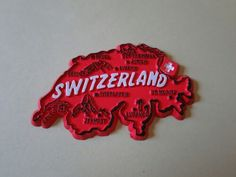 #Switzerland magnet