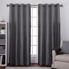 Shop for ATI Home Raw Silk Thermal Insulated Grommet Top Curtain Panel Pair. Free Shipping on orders over $45 at Overstock.com - Your Online Home Decor Outlet Store! Get 5% in rewards with Club O! - 16117372
