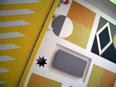 Gio Ponti´s Villa Planchart (ceiling)