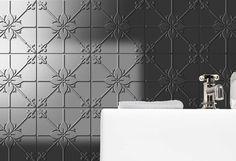 anthology manor, onyx gloss colour, 200 x Monochromatic Color Scheme, Neutral Palette, Pressed Metal, Seaside Style, Black Tiles, Splashback, Kitchen Tiles, Wall Tiles, The Hamptons