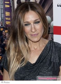 Sarah+Jessica+Parker+Ombre+Hair | Sarah Jessica Parker's mastered the ombre hair trend ... | Hair & Mak ...
