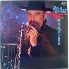 Tony Scott, The Traditional Jazz Studio - Boomerang