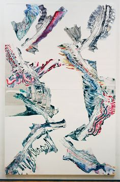 PIA FRIES http://www.widewalls.ch/artist/pia-fries/ #contemporary #art