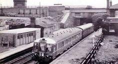 Dudley port station
