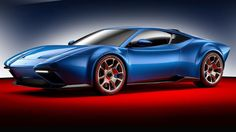 ICYMI: Ares Project Panther is a Lamborghini Huracan in DeTomaso Pantera's clothing
