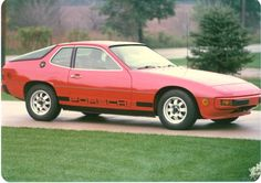 Porsche 924, super stylish German engineering, great drive and affordable. Aquired in 1998.