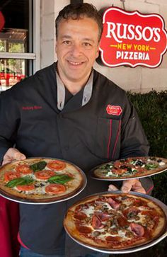 The most important part of our #glutenfree pizzas (found in over 3,000 grocery stores nationwide), is the love Chef Anthony puts into each pizza. He spent over two years perfecting the recipe and loves sharing his flavors with everyone!