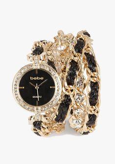 Шикарные дизайны часов Bebe  Подробнее: http://okidoki.kiev.ua/brendy/chasy/chasy-bebe/ #bebe #часы