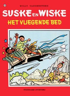 Suske En Wiske Het Vliegende Bed