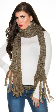 Glitter and frills Chunky Winter Scarf / Cappuccino in the Scarves & Wraps category was listed for on 22 Jul at by WantitBuyit in Nelspruit No Frills, Scarf Wrap, Wraps, Gift Wrapping, Glitter, Gifts, Stuff To Buy, Fashion, Gift Wrapping Paper