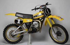 Yamaha 125, Vintage Motocross, Courses, Motorbikes, Racing, Motorcycle, Vehicles, Running, Auto Racing