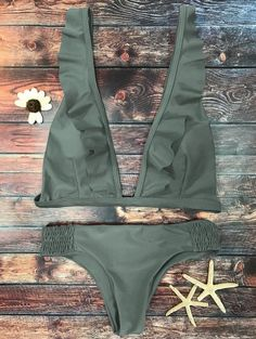 GET $50 NOW | Join Zaful: Get YOUR $50 NOW!http://m.zaful.com/ruffles-plunge-bathing-suit-p_269788.html?seid=2657402zf269788