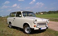 Trabant – Wikipedie