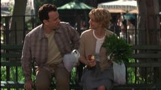 capture the castle: cinematic style - Meg Ryan in You've Got Mail