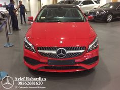 Dealer Mercedes Benz Jakarta   Authorized Mercedes-Benz Dealer: Jual New Mercedes Benz CLA 200 AMG nik 2018 Merced...