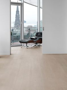 Private residence, Germany by Planungsbüro Ralf Wiebusch Architects :: Dinesen floor
