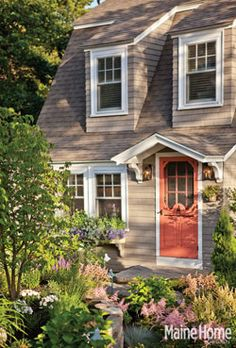 Longtime renters of a Kennebunk cottage become its owners, turning a lifelong dream into a bright new reality