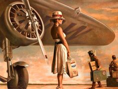 25 Beautiful Oil Paintings by Peregrine