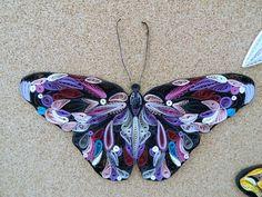 Quilling (mein 1 Schmetterling )
