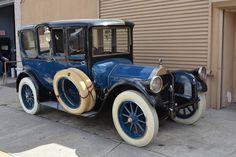 1919 Pierce Arrow Model 51 Limousine -